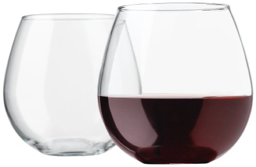 top 5 best red wine glasses stemless for sale 2017 best for sale blog. Black Bedroom Furniture Sets. Home Design Ideas