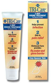 - Tri Care Wound Treatment