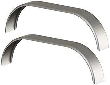 For 9x72 Teardrop Fenders Tandem Axle 9x72 Fender Back