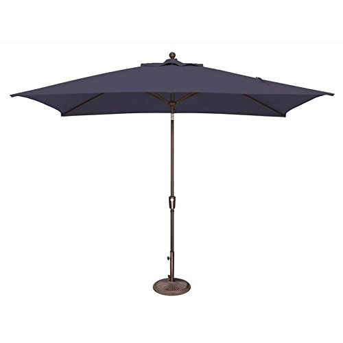 Cheap SimplyShade Catalina Patio Umbrella in Navy
