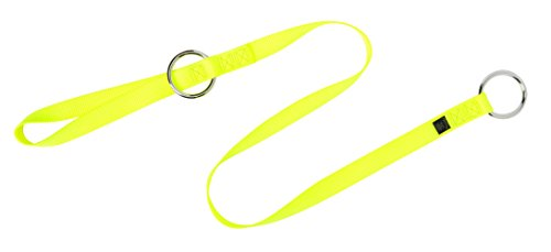 Weaver Leather Adjustable Chain Saw Strap, Yellow (Stitched Saddle Strap)