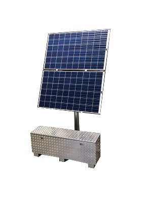 Tycon RPAL48-180-500 24 or 48V Battery 2.5A RemotePro 100W Continuous Solar Power System by Tycon