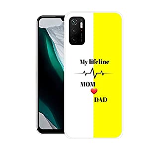 MK Products Printed Back Cover for Poco M3 Pro (Design no.228)