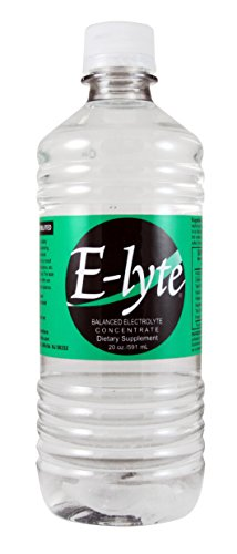 BodyBio - E-lyte Balanced Electrolyte Concentrate, 20oz, 40 Servings