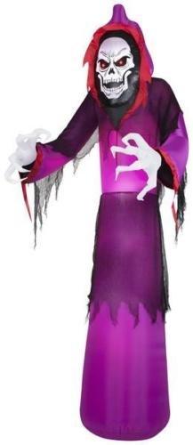 (Halloween 12ft Airblown Giant Grim Reaper Halloween)