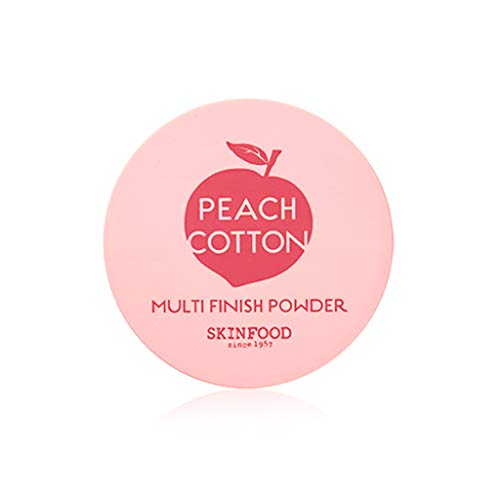 SKINFOOD Peach Cotton Multi Finish Powder, 15 Gram by SKIN FOOD since 1957 (Image #2)