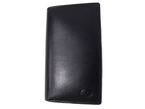 DRESS Black MENS POCKET 2264 3 IN WALLET LEATHER COLOURS LUXURY gqEwxqOB