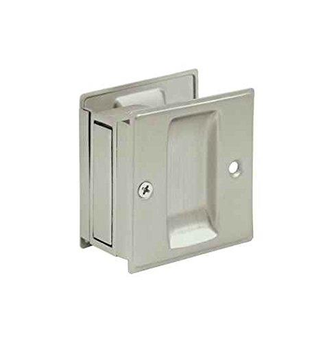 Deltana SDP25U19 2 1/2-Inch x 2 3/4-Inch Passage Pocket Lock