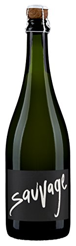 NV Gruet Sauvage Blanc de Blancs, Methode Champenoise Sparkling Wine 750 mL