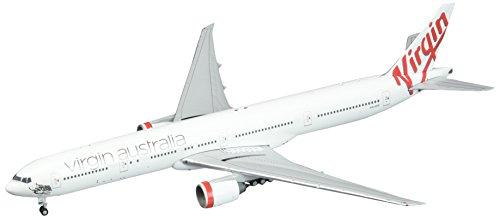 Gemini Jets Virgin Australia B777–300ER vh-voz 1: 400Escala Diecast modelo de avión Die Cast Aviones