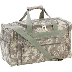 "Extreme Pak Digital Camo Water-Resistant 18"" Tote Bag"