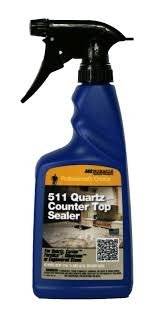 Miracle Sealants 511 Quartz Counter Top Sealer Spray 16oz