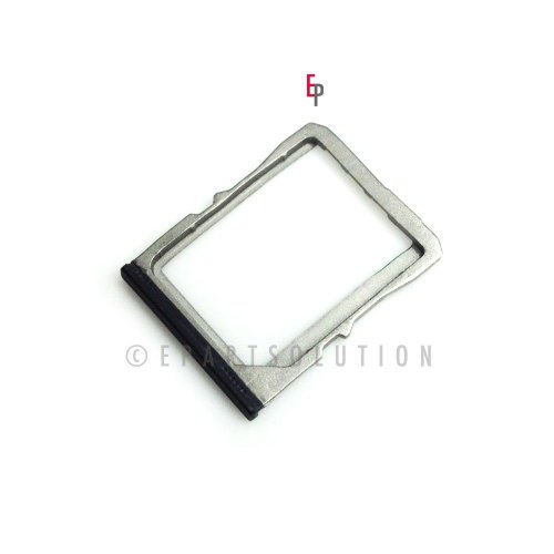 ePartSolution-HTC One M7 SIM Card Tray Holder Slot Black Replacement Part USA Seller (Htc One Black)