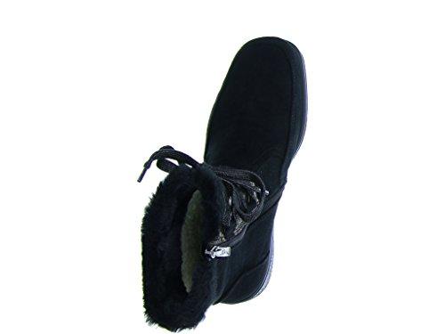 low priced 84777 7e518 ... ara Damen Boot München Schwarz ...
