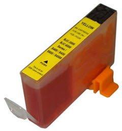 EGP Compatible Yellow Inkjet Cartridge replaces BCI-3EY (Bci 3ey Compatible Yellow Ink)