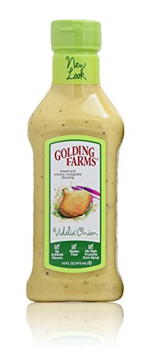 Golding Farms Vidalia Onion 16 oz (Pack of 3)