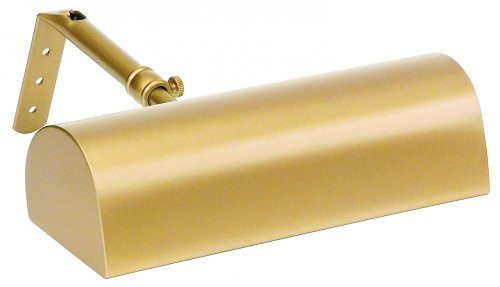 Traditional Brass Finish - Traditional Picture Light Size/Finish: 8