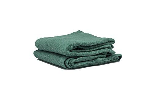 "Dukal W6030-1 OR Towel, Pre Treat, Green, 16"" x 26"" Non-S..."