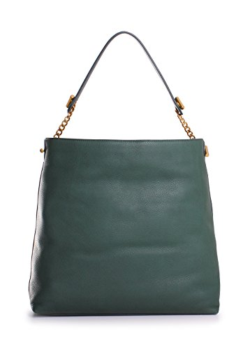 Tory Selva in Chelsea Chain Burch Hobo rXwr14Bq