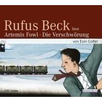 Artemis Fowl - Die Verschwörung:Rufus Beck Aktion