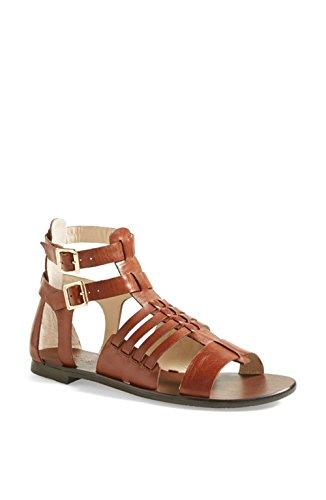 Vince Camuto Women's 'Jenorra' Sandal SADDLE,8