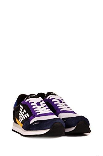 Sneakers Armani Emporio Uomo X4X215 XL200 Estate Primavera qgv5wRvxA