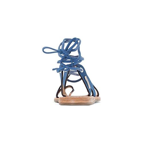 Sconosciuto les tropeziennes parbelarbi sandali in pelle bakio