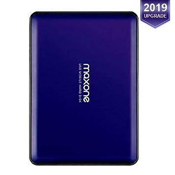 "320GB Disco Duro Externo Portátil 2.5"" USB3.0 HDD Almacenamiento para PC, Mac"