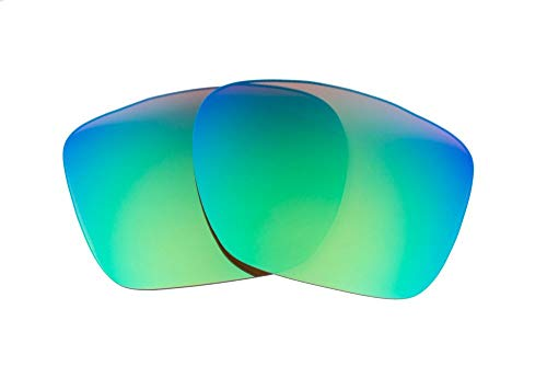 LenzFlip lenses Compatible with Oakley TWOFACE XL sunglasses Polarized Replacement lenses- Crafted in USA (Oakley Two Face Clear Lenses)