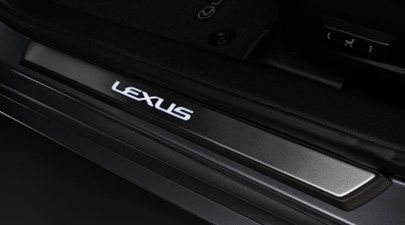 LEXUS OEM FACTORY ILLUMINATED DOOR SILLS 4pc SET 2014-2017 IS250 IS350 & Amazon.com: LEXUS OEM FACTORY ILLUMINATED DOOR SILLS 4pc SET 2014 ...