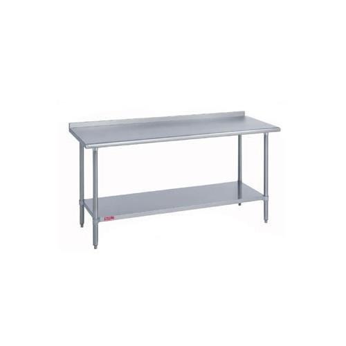 Duke 418-3072-2R Duke Kitchen Work Table - Stainless Steel Top - Duke 418-3072 (Table Work Manufacturing Duke)