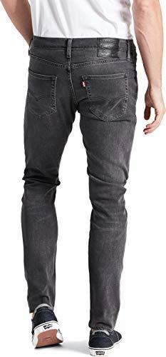 Fit Ad Slim Taper Uomo Grigio Jeans Da Anello 512 Sottile Levi's qPOSwfS