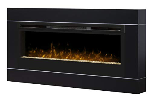 Cheap Dimplex DT1267BLK Cohesion Wall-Mounted Fireplace Surround Black Black Friday & Cyber Monday 2019