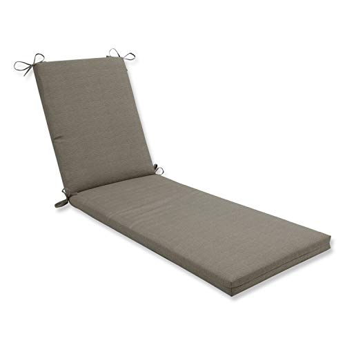 - Pillow Perfect Outdoor/Indoor Monti Chino Chaise Lounge Cushion 80x23x3