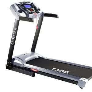 Cuidado Fitness Crosser 2 Plegable Cinta de Correr con rápida ...