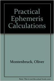Ephemeris Calculator