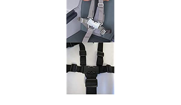 Astounding Amazon Com 5 Point Harness Buckle Plus Straps Replacement Caraccident5 Cool Chair Designs And Ideas Caraccident5Info