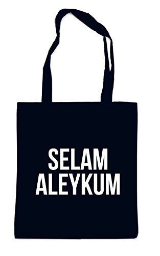 Selam Aleykum Bag Black Certified Freak