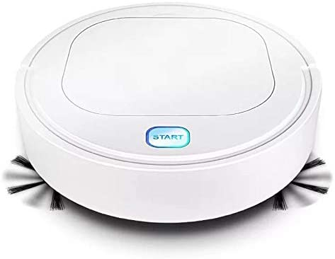 BFFDD 3 en 1 USB de recharge intelligent Lazy Robot Aspirateur sans fil Balayer Aspirateur Robots Tapis Machine de nettoyage ménagers