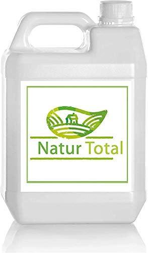 Natur Total Laborwasser, Reinst-Wasser, Labor Wasser, 2-fach destilliertes Wasser, durch Osmose entmineralisiert für Industrie und Haushalt Bügeleisen (25 Liter (1 mal 25l))