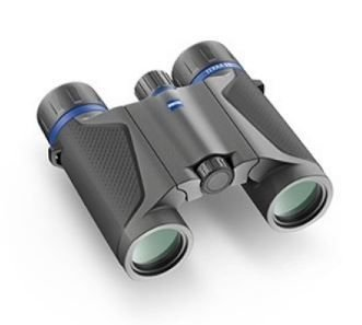 Used, Zeiss 10x25 Terra ED Compact Pocket Binocular for sale  Delivered anywhere in USA