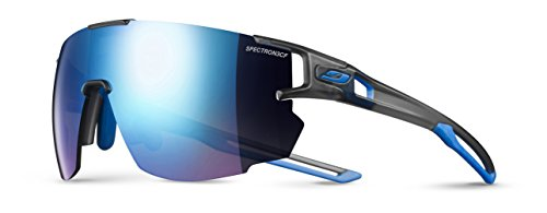 Julbo Aerospeed Performance Sunglasses - Spectron 3CF - Translucent Gray/Blue/Blue