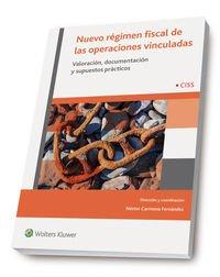 Descargar Libro Nuevo Régimen Fiscal De Las Operaciones Vinculadas. Valoración. Documentación Y Nestor Carmona Fernandez