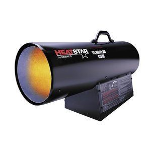 Heatstar By Enerco F170180 Forced Air Variable Natural Gas Heater HS150NG, - Heater Natural Portable Gas