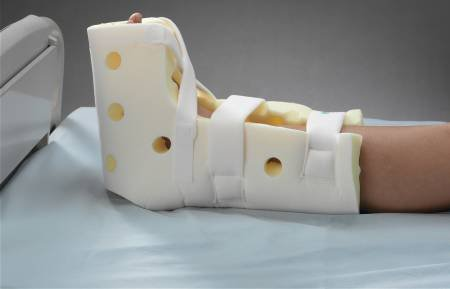 Posey Heel Protector Boot Off-white
