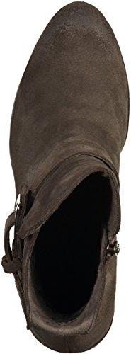 Tamaris1-25043-37-214 - botines de caño bajo Mujer, color gris, talla 39 EU