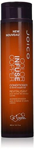 Joico Color Infuse Conditioner, Copper, 10.1 - Orange Copper