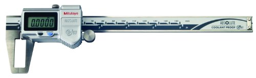 Mitutoyo ABSOLUTE 573-751 Digital Caliper, Stainless Stee...