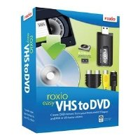 Roxio Easy VHS to DVD Software (Roxio Products)