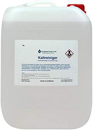Kaltreiniger Maschinen & Anlagenreiniger (10 Liter)